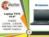 Laptop Lenovo T510 i5 15.6