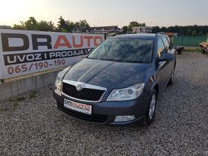Škoda octavia karavan 4x4 1.6tdi 2010gp