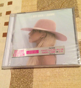 CD Lady Gaga ‎- Joanne (2016) Deluxe Edition