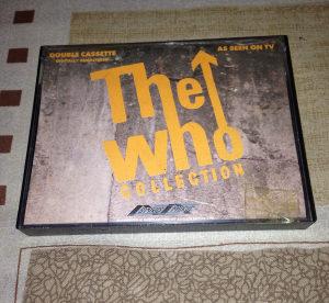 Kaseta The Who - Collection (1985)