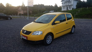 Volkswagen Fox 1.4**UVOZ ŠVAJCARSKA**