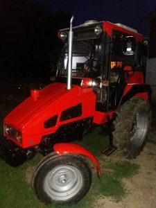 Traktor vtz 2032