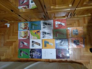Knjige za 7 razred osnovne skole