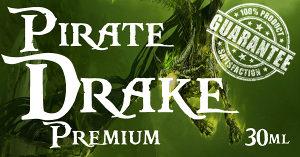 PREMIUM tečnost za e-cigarete PIRATE DRAKE 30ml