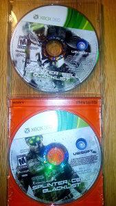 Splinter Cell Blacklist Xbox 360 prodaja-zamjena