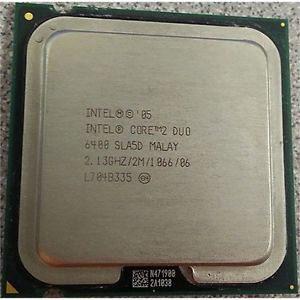 Intel Core2Duo E6400