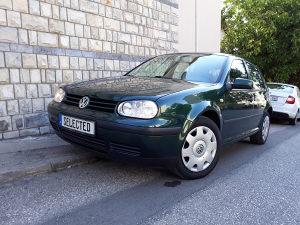 VW GOLF 1,6 16V 4 VRATA UVOZ NJEMAČKA