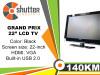 Monitor TV Granprix LT239HD 22