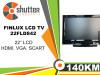 Finlux LCD TV 22FLD842