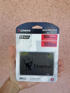 Kingston SSD 120GB A400