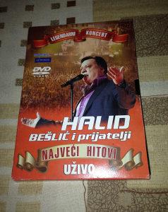DVD Halid Beslic i prijatelji (2009)