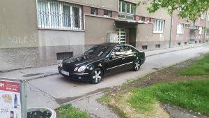 Mercedes E270 cdi CIJENA ZA KES u zamjeni skuplji