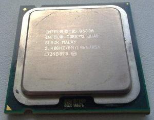 Intel Core2Quad Q6600