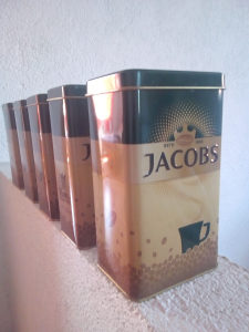 Kutije Jacobs kafe - nove