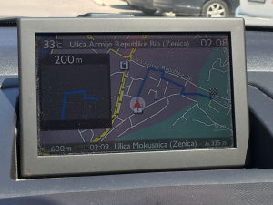 Mape-karte za navigaciju Peugeot WIP NAV+ (RT6) 2018