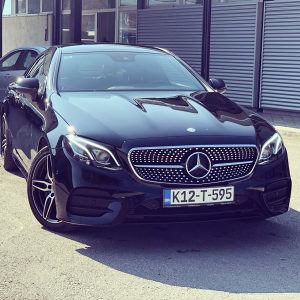 E 220d 4MATIC COUPe - AMG Line