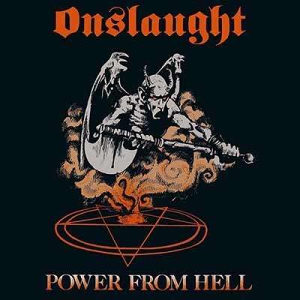 Onslaught - Power from Hell - LP