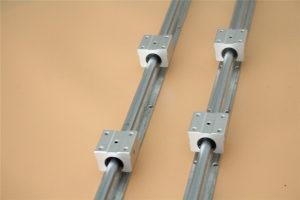 CNC VODILICE 20mm 2000mm dužine sa ležajima 4kom