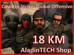Counter-Strike: Global Offensive - CSGO / STEAM / GIFT