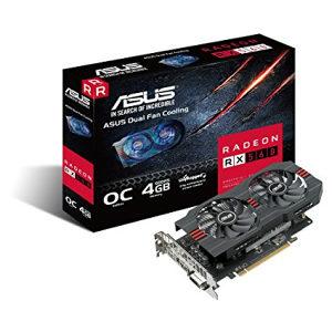 ASUS RX 560 / RX560 4GB 128bit Novo!!!