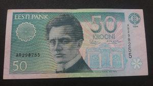 Estonija 50 kruna 1994