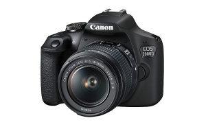 Canon EOS 2000D 18-55 IS (torbica + kartica)