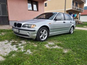BMW 320 e46 Facelift