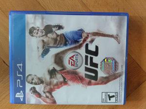 UFC I PES 2016 PS4