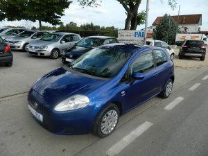 Fiat Grande Punto 1,2 Benzin