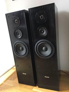 MAGNAT zvucnici 120-220 W