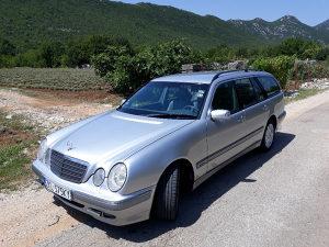 Mercedes W210 djelovi 2.7 CDI Facelift