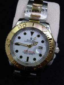 Rolex Yachtmaster White