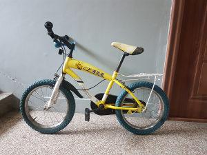 Biciklo 20cm sa pomocnim tockovima