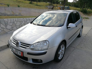 Golf 1.9 tdi god.2005 tek uvezena