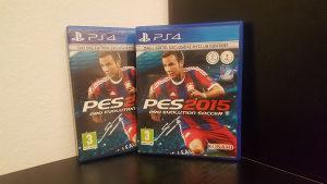 PES 2015 (PS4 - Playstation 4)
