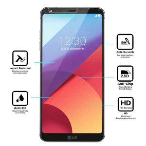 Zaštitna folija za ekran LG G6 mat