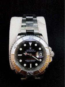 Rolex Yach Master Black