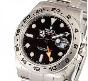 Rolex Explorer II Black