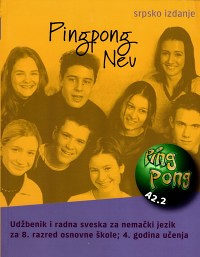 Pingpong Nev A2.2 nova knjiga