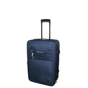 Kofer Mali Plavo/FluoŽuti Prague 160072