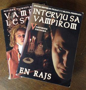 En Rajs - Intervju sa vampirom 1 / Vampir Lestat 2