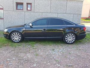 Audi a6 - 2.4 benzin/plin S-line