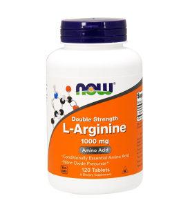 L Arginine / L Arginin / 1000mg / 120 tableta