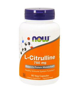 L Citrulline / L Citrulin / 750mg / 90 kapsula