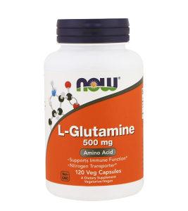 L Glutamine / L Glutamin / 500mg / 120 kapsula