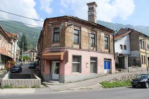 Kuca u centru Travnika PORED ŠARENE DŽAMIJE