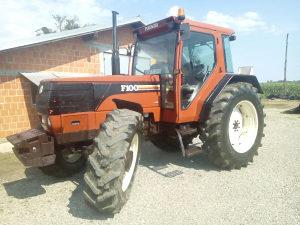 Fiatagri F100 Fiat traktor