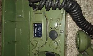 Poljski telefon M-63