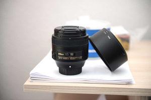 Nikon 85mm 1.8 kao NOV