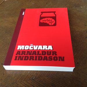 MOČVARA - Arnaldur Indridason